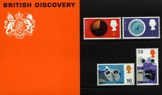 British Discovery Presentation Pack