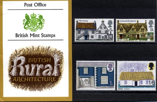 British Rural Architecture Presentation Pack