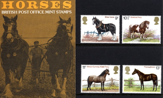 Shire Horse Society Presentation Pack