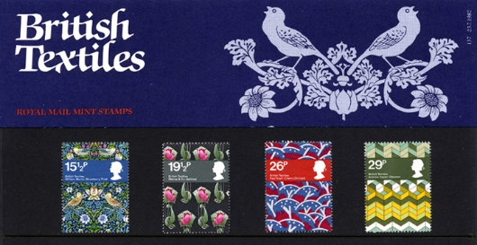 British Textiles Presentation Pack