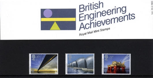 Engineering Achievements Presentation Pack