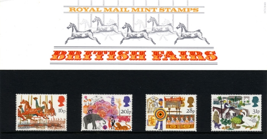 British Fairs Presentation Pack