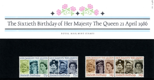 Queen's 60th Birthday