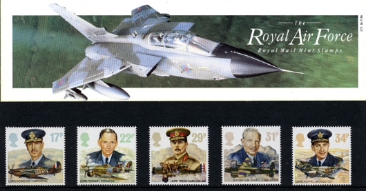 Royal Air Force Presentation Pack