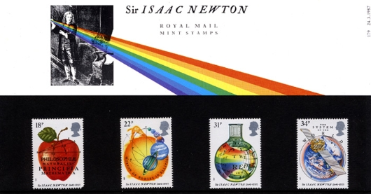 Sir Isaac Newton Presentation Pack