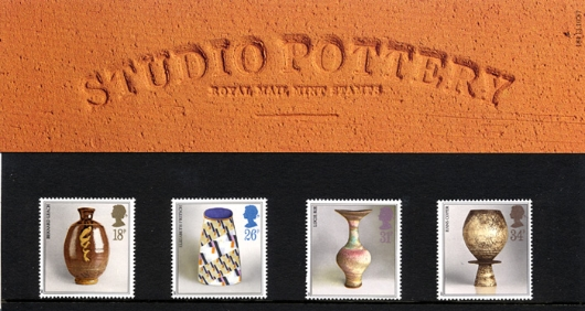 Studio Pottery Presentation Pack