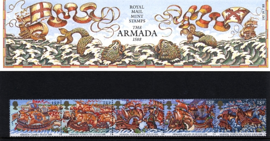Spanish Armada Presentation Pack