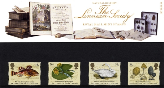 Linnean Society Presentation Pack