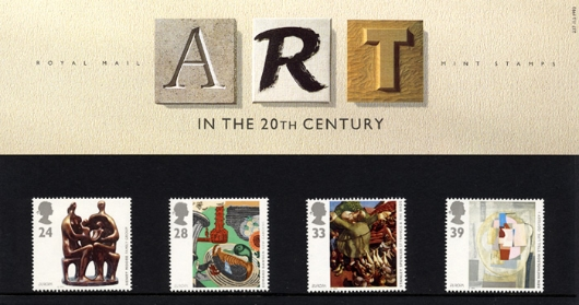 20th Century Art Presentation Pack