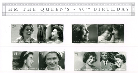 Queen's 80th Birthday