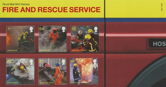 Fire and Rescue Presentation Pack