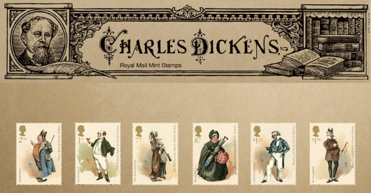 Charles Dickens Presentation Pack