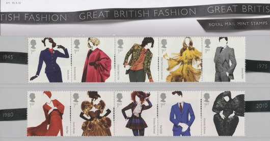 Great British Fashion Presentation Pack