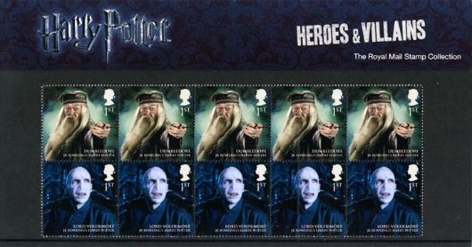 Harry Potter Heroes & Villains