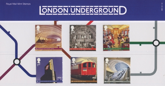 London Underground Presentation Pack