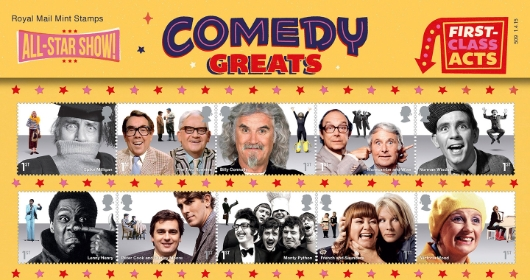 Comedy Greats Presentation Pack