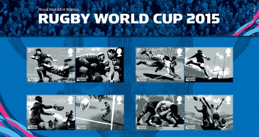 Rugby World Cup Presentation Pack