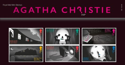 Agatha Christie Presentation Pack