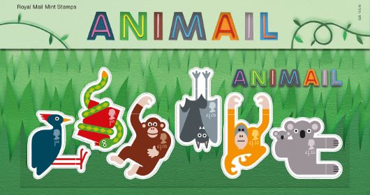 Animail: Miniature Sheet Presentation Pack
