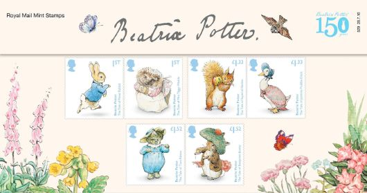 Beatrix Potter Presentation Pack