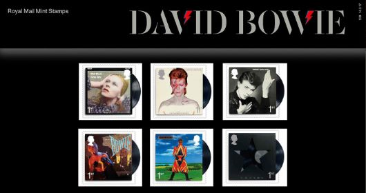 David Bowie Presentation Pack
