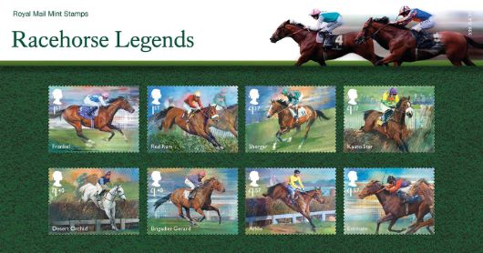 Racehorse Legends Presentation Pack