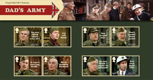Dad's Army Presentation Pack