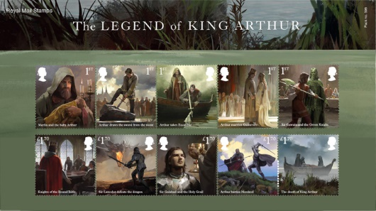 King Arthur Presentation Pack