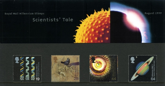 Scientists' Tale