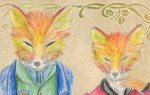 Mr and Mrs Fox