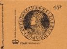 View enlarged 'Stitched: New Design: 45p Coins 3 (Elizabeth I Crown)' Image.