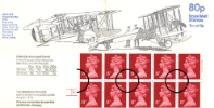 View enlarged 'Counter: New Design: 80p Military Aircraft 1' Image.