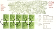 View enlarged 'Counter: New Design: £1.20 Ind. Arch. 2 (Beetle Mill)' Image.