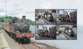 View enlarged 'PSB: Classic Locomotives - Pane 2' Image.