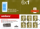 Self Adhesive: 6 x 1st Smilers Advert No.1