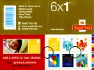 Self Adhesive: Extra Special Moments: 6 x 1st Advert No.4