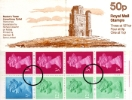 Vending: New Design: 50p Follies 3 (Paxton's Tower)