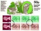 Vending: New Design: 50p Rare Breeds 3 (Toulouse Goose)