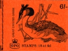 Stitched: New Design: 6s Birds 4 (Great Crested Grebe)