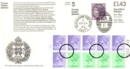 Counter: New Design: £1.43 Postal Hist. 5 (Forces Post)
