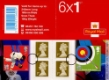 Click to view all covers for Self Adhesive: Olympic Games: Book No. 1