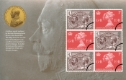 Click to view all covers for PSB: Festival of Stamps KGV - Pane 1