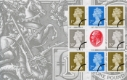 Click to view all covers for PSB: Festival of Stamps KGV - Pane 4