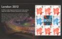 Click to view all covers for PSB: Welcome to the London 2012 Olympic Games: Pane 1