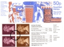 Vending: New Design: 50p Archaeology 1 (Knossos)