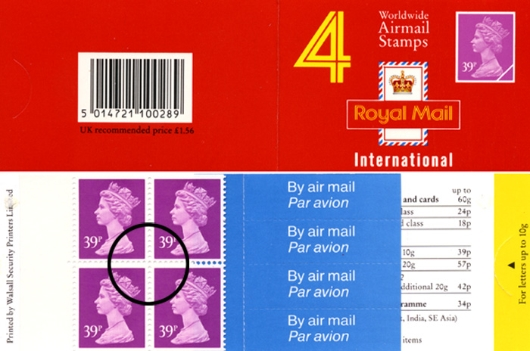 Stamp Books: Airmail