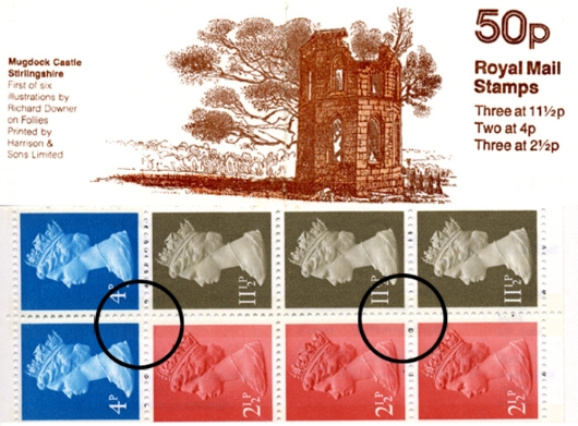 Stamp Book: New Design