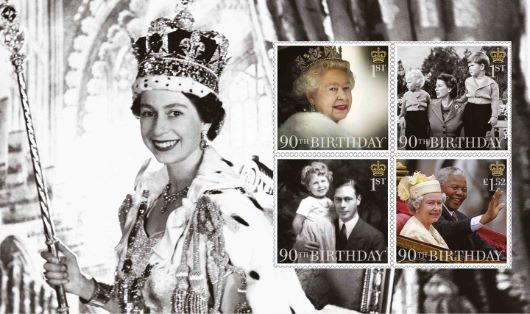 H M The Queen's 90th Birthday