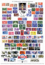 46709 | 06.05.2017 - A Celebration of British Stamps | National Stamp Day | £22.50
