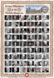 50980 | 30.07.2020 - Prime Ministers of the United Kingdom | Palace of Westminster | £25.00
